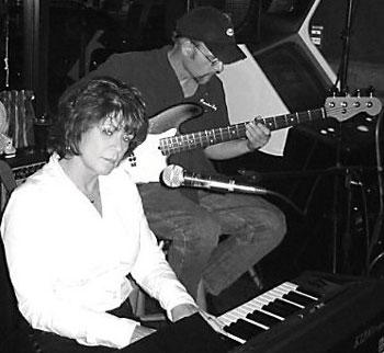 Robin Mayerat and Dan Shays
